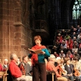 Chester Cathedral, Nov 2010, Verdi's Requiem • Photo: George Frost